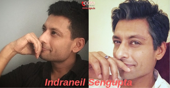 How to contact Actor Indraneil Sengupta?