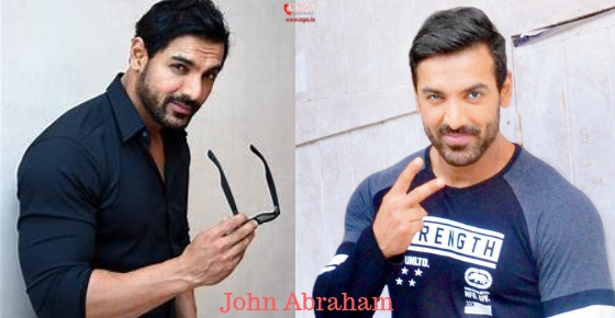 How to contact Actor John Abraham?