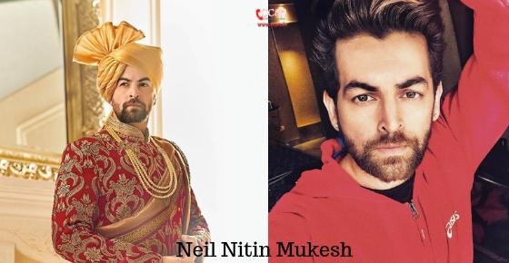 How to contact Actor Neil Nitin Mukesh?
