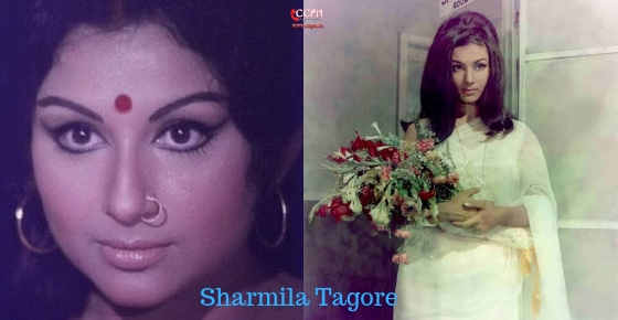 How to contact Actress Sharmila Tagore?