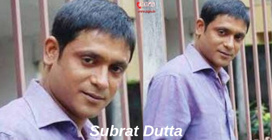 How to contact Actor Subrat Dutta?
