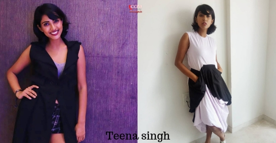 How to contact Actress and Model Teena singh?