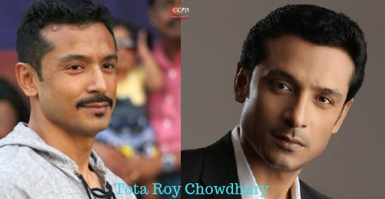 How to contact Actor Tota Roy Chowdhury?