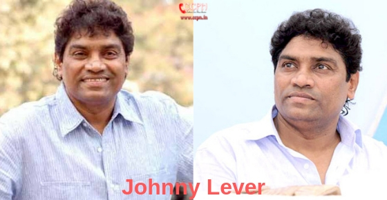 How to contact Actor and Comedian Johnny Lever ?
