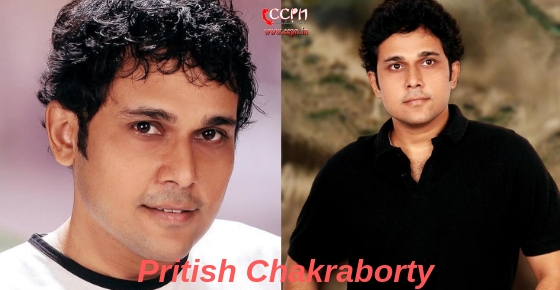 How to contact Pritish Chakraborty?