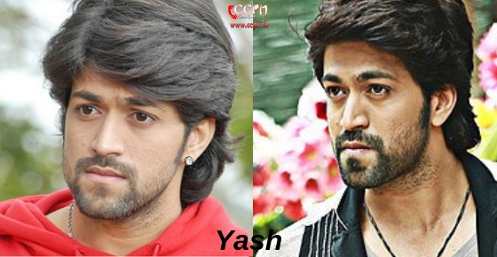 How to contact Actor Yash?