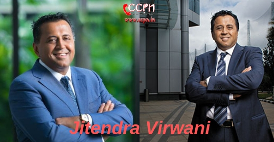 How to contact Entrepreneur Jitendra Virwani?