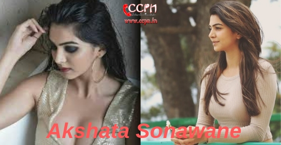 How to contact Model and Actress Akshata Sonawane?