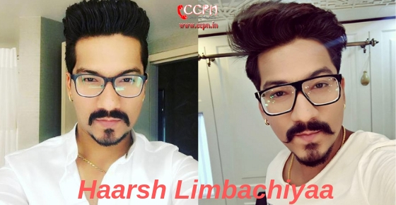 How to contact Haarsh Limbachiyaa?