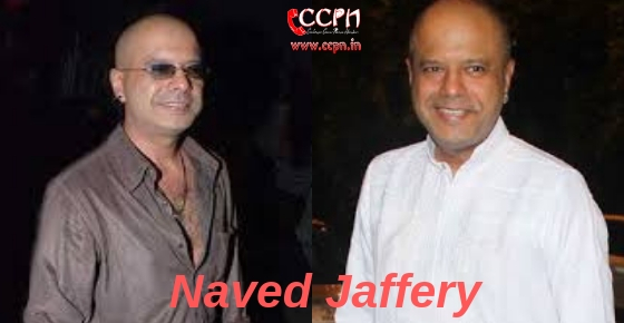 How to contact actor Naved Jaffery?