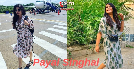 How to contact Fashion Designer Payal Singhal?