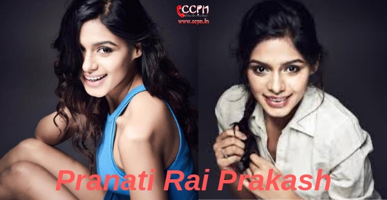 How to contact Model Pranati Rai Prakash?