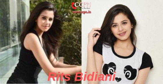 How to contact Rits Bidiani?