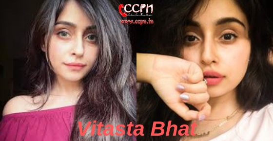 How to contact Vitasta Bhat?