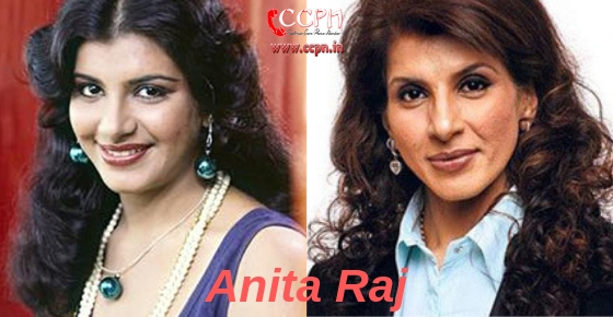 How to contact Anita Raj ?