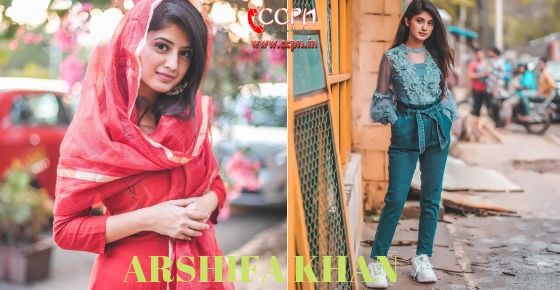 How to Contact Arishfa Khan