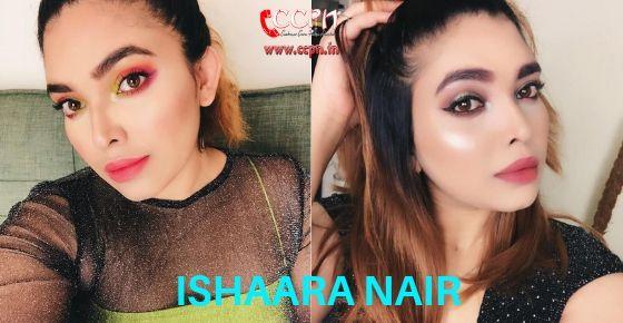 How to Contact Ishaara Nair