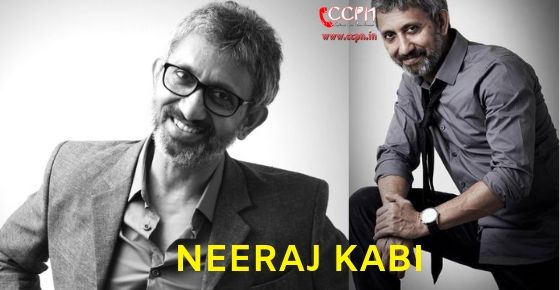 How to Contact Neeraj Kabi