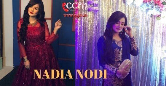 How to Contact Nadia Nodi