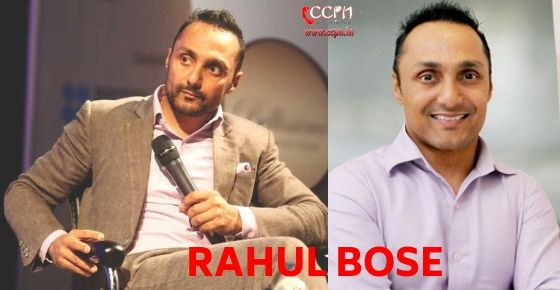 How to Contact Rahul Bose