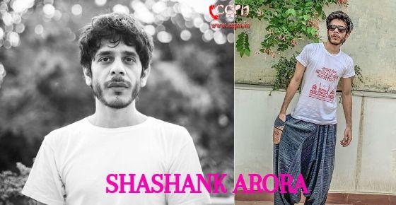 How to Contact Shashank Arora