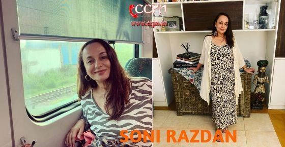 How to Contact Soni Razdan