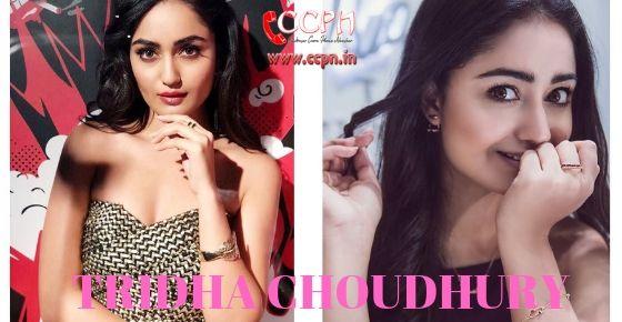 How to Contact Tridha Choudhury
