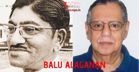How to Contact Balu Alaganan