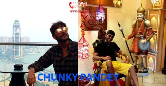 How to Contact Chunky Pandey