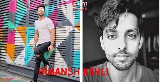How to Contact Himansh Kohli