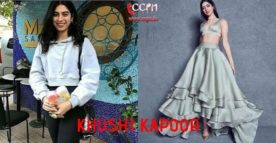 How to Contact Khushi Kapoor