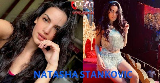 How to Contact Natasha Stankovic