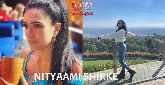 How to Contact Nityami Shirke