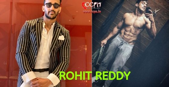 How to Contact Rohit Reddy