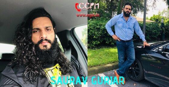 How to Contact Saurav Gurjar
