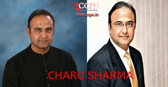How to Contact Charu Sharma