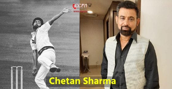 How to contact Chetan Sharma?
