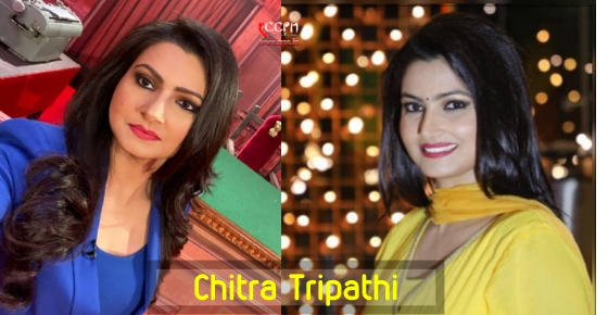 How to contact Journalist, News Anchor Chitra Tripathi?