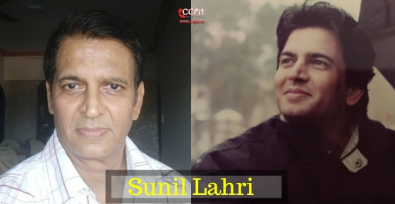 How to contact Sunil Lahri?