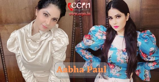 how to contact aabha paul?