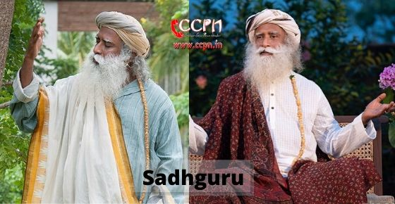 how to contact sadhguru?