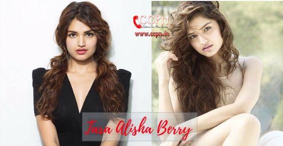 how to contact tara alisha berry?