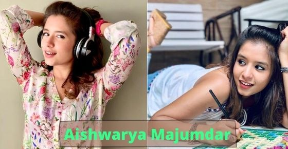 How to contact Aishwarya Majumdar?