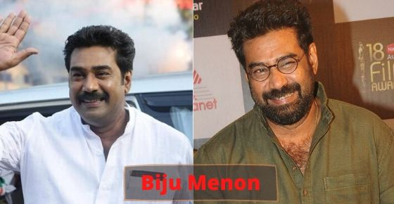 How to contact Biju Menon?