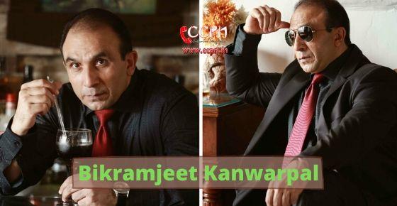 How to contact Bikramjeet Kanwarpal?