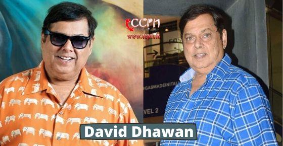 How to contact David Dhawan?