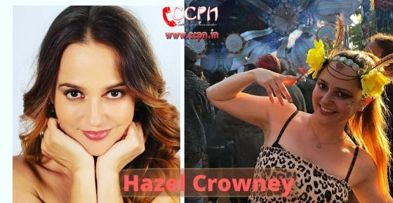 How to contact Hazel Crowney?