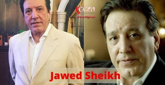 How to contact Jawed Sheikh?