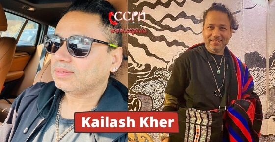 how to contact Kailash Kher?