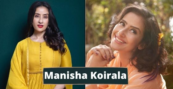How to contact Manisha Koirala?